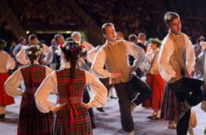 Latvian Song and Dance Festivals