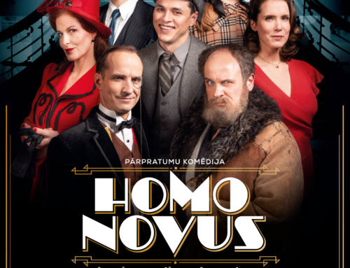 Film Night – Homo novus – Friday July 5th 21:00 at the Hilton!