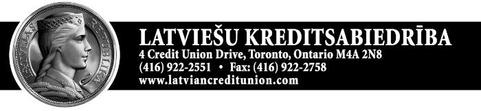 Latvian Credit Union Toronto
