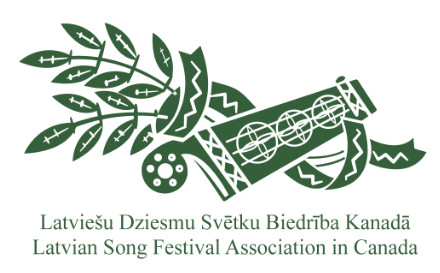 Latvian Song Festival Association In Canada